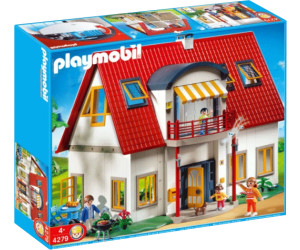 Playmobil citylife neues wohnhaus 4279 ab 197 00 for Maison playmobil 4279