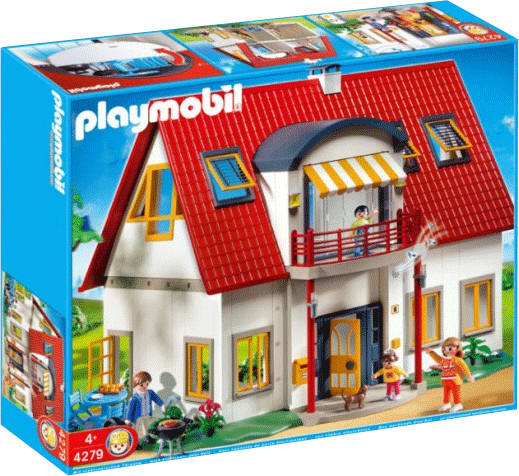Playmobil Citylife - Neues Wohnhaus (4279)