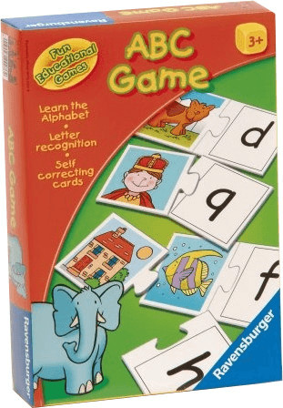 Ravensburger ABC Game (englisch) (24276)