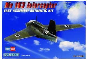 HobbyBoss Messerschmitt Me163 Interceptor (80238)