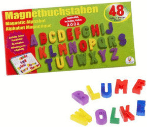 The Toy Company Large Magnetic Letters
