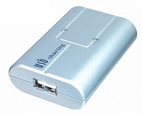 Digitus USB2.0 Sharing Switch 2xPC