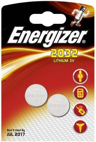 Image of Energizer 2x CR2032