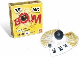 Tic Tac Boum (französisch)
