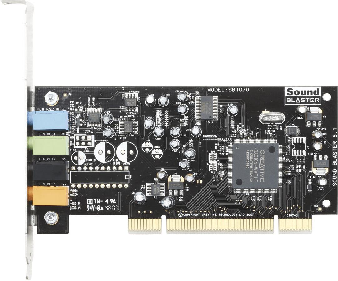 Creative Sound Blaster 5.1 VX