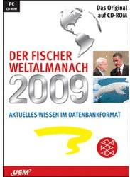 USM Der Fischer Weltalmanach 2009 (DE) (Win)