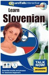 Image of EuroTalk Talk Now Slovenian (EN) (Win/Mac)