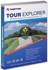 MagicMaps Tour Explorer Niedersachsen-Bremen
