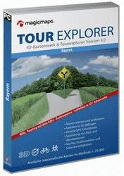 MagicMaps Tour Explorer Bayern