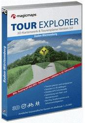 MagicMaps Tour Explorer Baden-Württemberg