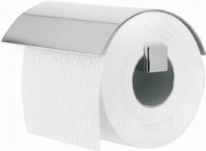 Tiger Toilettenpapierhalter mit Deckel (2841)