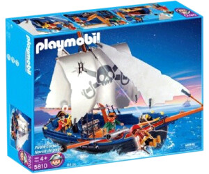 playmobil bateau pirate 5810 au meilleur prix sur. Black Bedroom Furniture Sets. Home Design Ideas