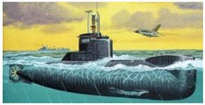 Revell U-Boot Klasse 206A (05095)