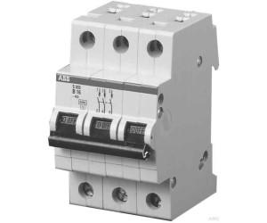 ABB Sicherungsautomat 32A LS-Schalter S203-B32 Leistungsschutzschalter 3 Polig