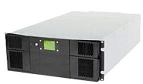 Tandberg Storagelibrary T40 SCSI 2 x LTO-3 (40 ...