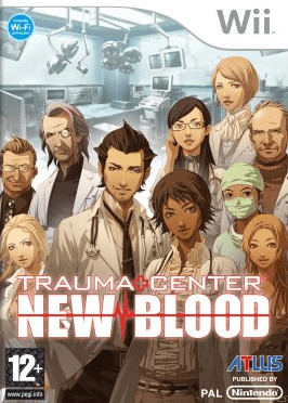 Trauma Center - New Blood (Wii)