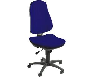 Drehstuhl Support SY Somo ohne Armlehnen Schwarz Bürostuhl