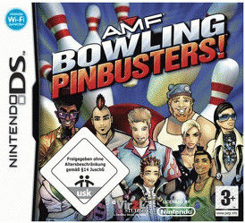 AMF Bowling: Pinbusters (DS)