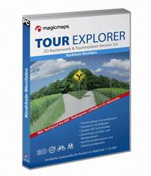 MagicMaps Tour Explorer Hessen/Rheinland-Pfalz/...