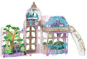 Barbie Schlossgarten Gewächshaus (L6849)