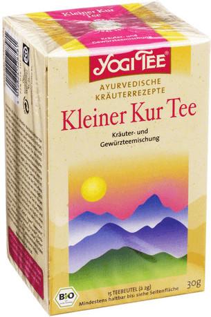 Yogi Tea Kleiner Kur Tee (15 Stk.)