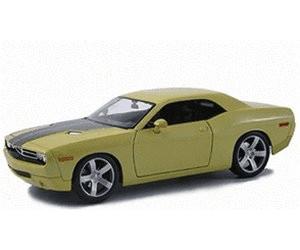 Image of Maisto Dodge Challenger Concept 2006 Premiere Edition (36138)