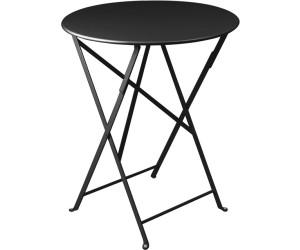 Fermob Table Ronde Pliante Bistro 60 Cm Dès 11900