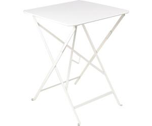 Fermob Table pliante Bistro 57 x 57cm au meilleur prix sur idealo.fr
