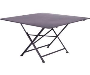Fermob Table Cargo (130 x 130 cm) au meilleur prix sur idealo.fr