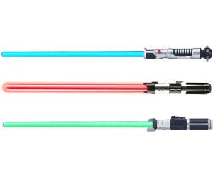 Beau Hasbro Star Wars Ultimate FX Lichtschwert (36853)