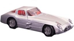 Image of Maisto Mercedes-Benz 300 SLR Coupé Uhlenhaut Premiere Edition (36898)