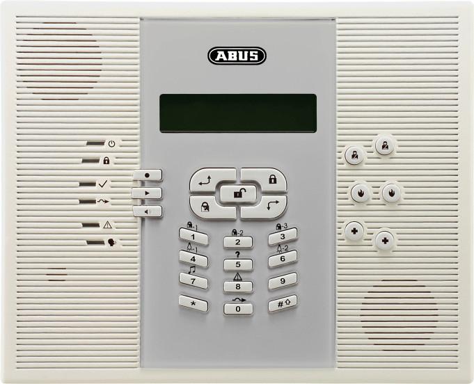 ABUS Privest Funkalarm Basis Set DE (FU9000)