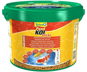 Tetra pond koi sticks 10 l ab 19 49 preisvergleich bei for Koi pond sticks