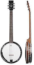 GEWA Tennessee Economy Gitarren-Banjo