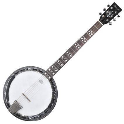 GEWA Tennessee Premium Gitarren-Banjo (505.041)