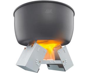 Esbit poches réchaud pour sèche combustible Maniable et plus facilement Réchaud 82 g