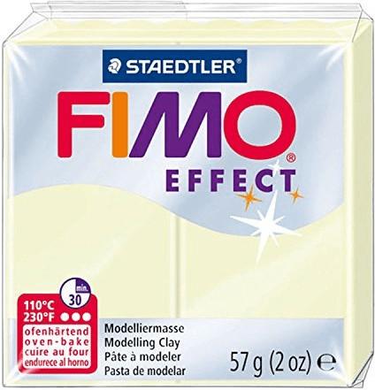 Fimo effect 56 g nachtleuchtend