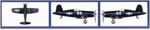Trumpeter F4U Corsair (3408)