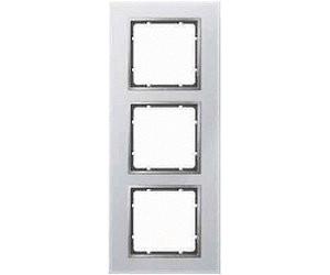 berker glasrahmen 3fach 10136414 ab 54 42. Black Bedroom Furniture Sets. Home Design Ideas