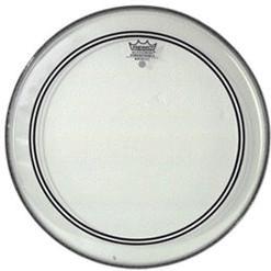 #REMO Clear Powerstroke 3 Bassdrum 20#
