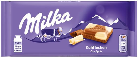 Milka Kuhflecken (100 g)