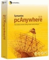 Symantec pcAnywhere 12.5 Host + Remote (DE)