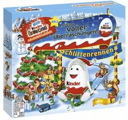 Ferrero Kinder Überraschung Adventskalender