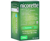 nicorette 4 mg freshmint 105