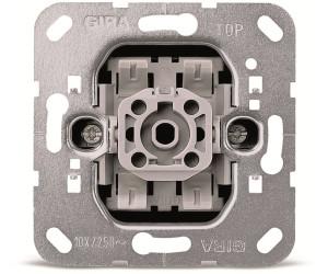 Gira Tastschalter Einsatz 10A 250V 012600