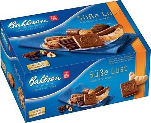 Bahlsen Süße Lust (1800 g)