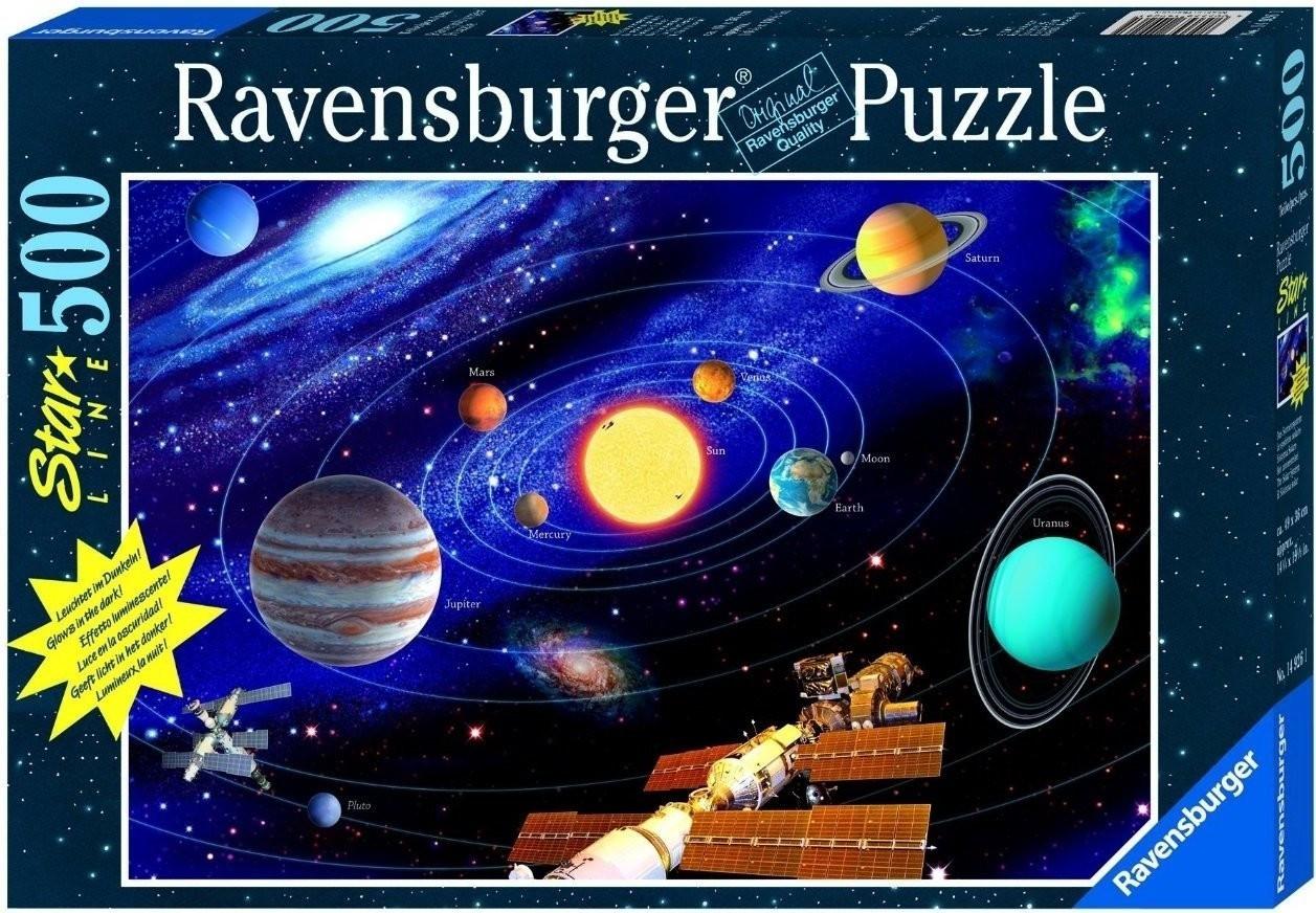 Ravensburger Solar system (Starline)