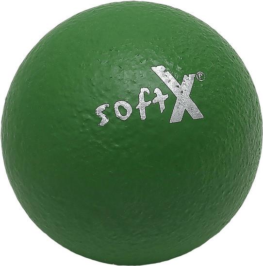 softX Schaumstoff-Ball 9 cm mit Haut