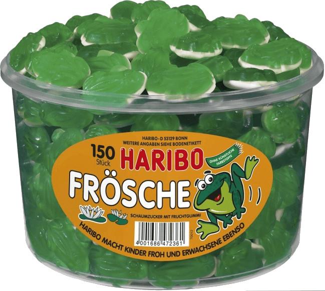 Haribo Frösche (1050 g)