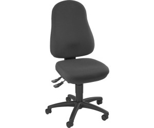 Topstar Bürostuhl Point 60 schwarz Drehstuhl Bürodrehstuhl